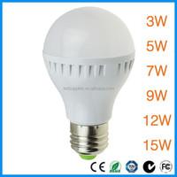 Good Quality 5W E27 Led Bulb Light/Light Led Bulbs heat resistant light bulbs