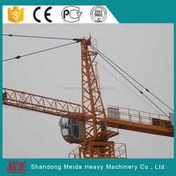 63t.m. new condition tower crane with trolley traveling type