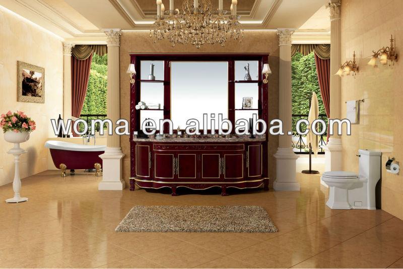 Baños Diseno Clasico:gabinete de la vanidad baño de lujo 3078, nuevo diseño clásico de