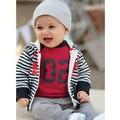 Calidad niños ropa de Navidad para niños Juegos de ropa de alta