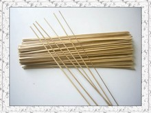 raw bamboo stick for incense stick