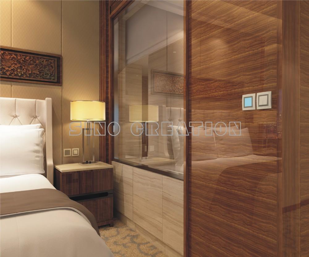 Luxe hotel kamer ontwerp, badkamer design cs-t8822-hotel ...
