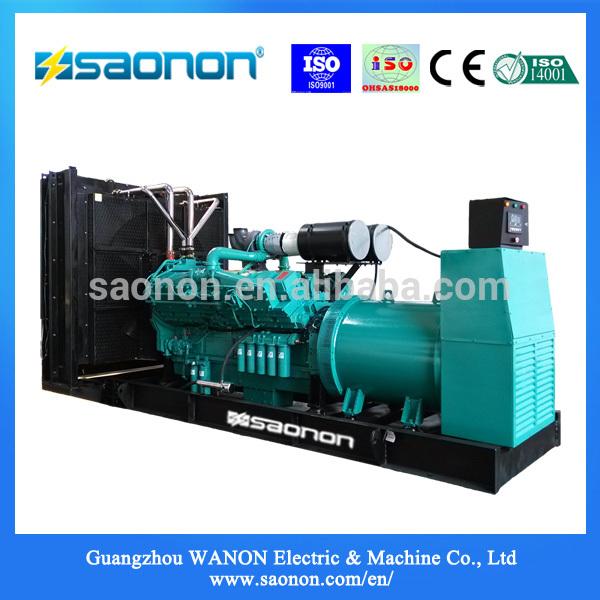 Trung Quốc nhà sản xuất tốt nhất 220 kva máy phát điện diesel với động cơ mạnh mẽ và phát điện