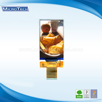 Best selling Classical 3.97 inch 480*800 pixel MCU interface TFT LCD screen