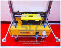 cement plastering tools/ plastering robot machine