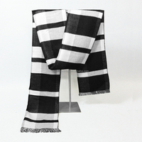 men's viscose scarf
