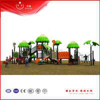 Hot sale in market kids plastic outdoor playground