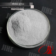 Supply min 97% grade Densified Micro Silica Fume for Refractory