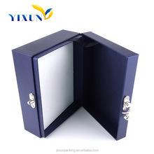 2015 Hot sale fashional luxury Kraft Paper birthday Gift Box & paper gift box & paper birthday box for packing