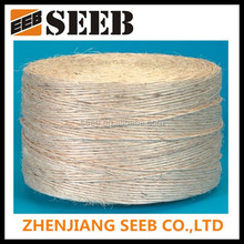 Sisal packing rope Natural Or Colored Hemp String