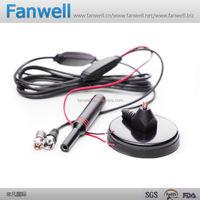 vhf/uhf car antenna with IEC plug