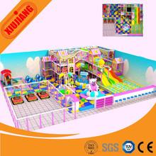 2015 Best Sale Commercial Indoor Kids Playhouse Furniture