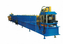 Steel structure floor pv mounting roll forming machine