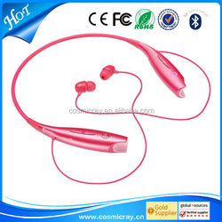 Mobile phone accessory n7100 wireless stereo bluetooth headset