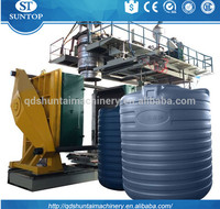 2000L four layers Blowing molding Machine For HDPE water storage tank with best price