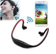 QT-100 Ebay best selling Ear-hook style sports Bluetooth earphone Bluetooth USB headsets