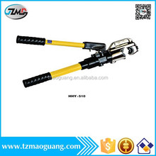 China supplier Yuhuan made high quality low price automatic safety device Multi-function HHY-510 hydraulic crimping tools