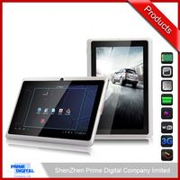 cheapest 7 inch firmware android 4.0 mid allwinner a13