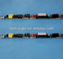 25W Isolated led tube driver