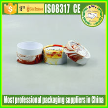 Custom high quality candy sugar paper round tube packaging factory cheap wholesale