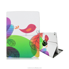 New Arrival 12.9inch Folio Stand 360 Rotating PU Leather Tablet Cover & Cases For iPad Pro with Elastic Belt