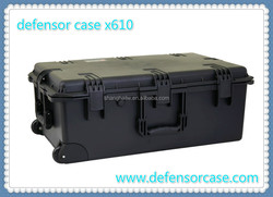X610-plastic material and plastic case with handle