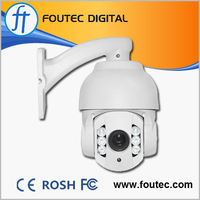 Foutec auto tracking HD CCTV Suveillance Camera PTZ Zoom 960P IP webcam camera FCC,CE,RoHS Certification