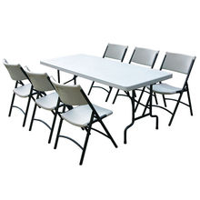 sale cheap plastic tables and chairs with high quality