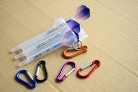 China OEM Factory Dart Supplier, Plastic Dart Case For Three Dart Set