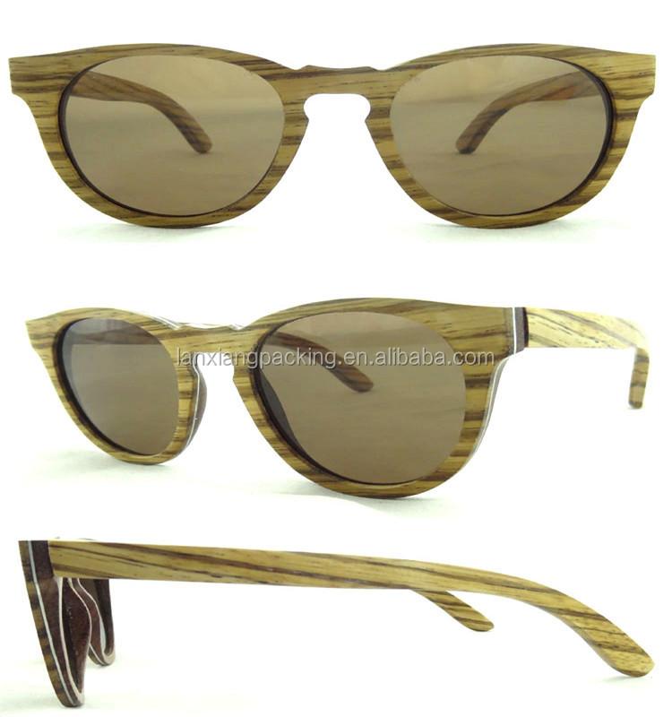 Zebra Glasses Frames : Natural Eco-friendiy Zebra Wood Eyeglasses/polarized ...