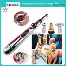 Massager Properties and Body Application Laser Acupuncture Stimulator for Male and Female