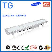 80W/ 120W/160W/200W dimmable UL dlc industrial led lighting