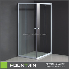 Hot Sale Simple Designed Glass Shower Room Enclosed Cheap Shower Enclosure
