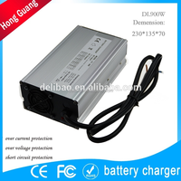 oem odm 20 amp battery charger 24v 30a 20a with wall mount plug