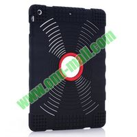 Cool Fashion Hollow Out Style Soft Silicone Case for iPad Air