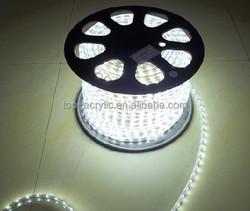 Mitlux 5050SMD IP68 Marine Outdoor White LED Strip Light LED Tape Light 30 60leds/m AC220V 110V High Voltage BSCI CE