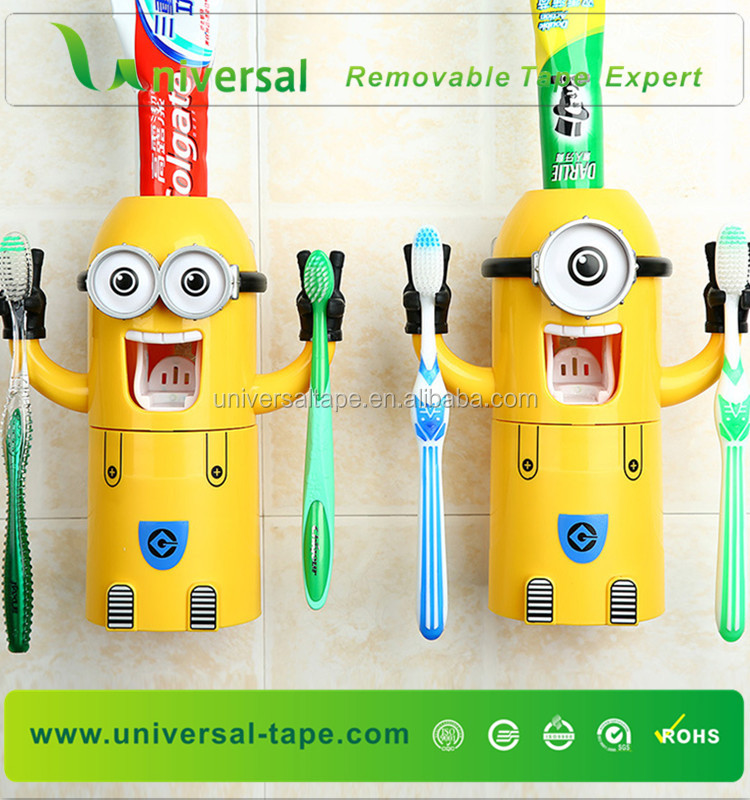 Kids Cute Bathroom Accessories Toothpaste
