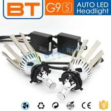 New Arrival Without Fan Copper Belt Heat-dissipation G9S Car H4 LED Headlight