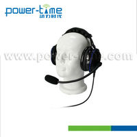 Aviation Noise Canceling Ear Muff for Two Way Radio(PTE-750)