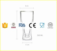 Super quality most popular arabic drinking glass