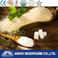 Best price Stevia powder, Rebaudioside A 98%, stevia extract