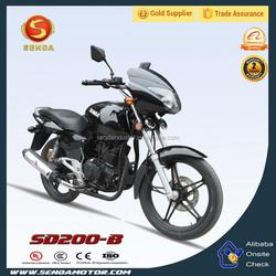 China Popular Street bike 200CC 125CC for Cheap Sale SD200-B