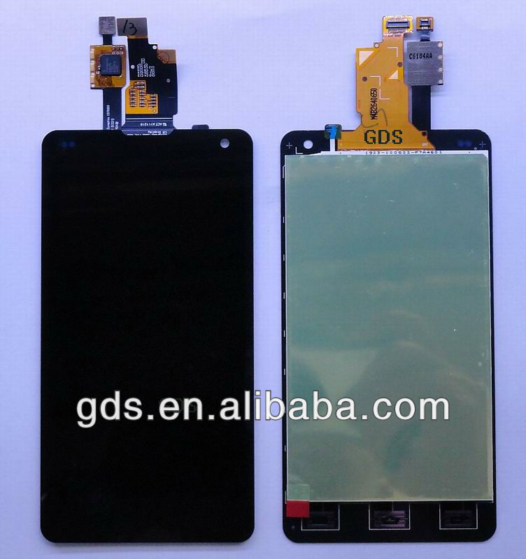 Pantalla lcd montaje de la pantalla táctil para lg Optimus t E971 E973 E975 e976 E977 F180l f180K LS970 lcd de la pantalla táctil