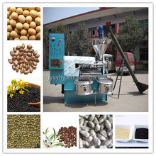 New designed mini sunflower oil production line/expeller 6 YL-100 machine with filter