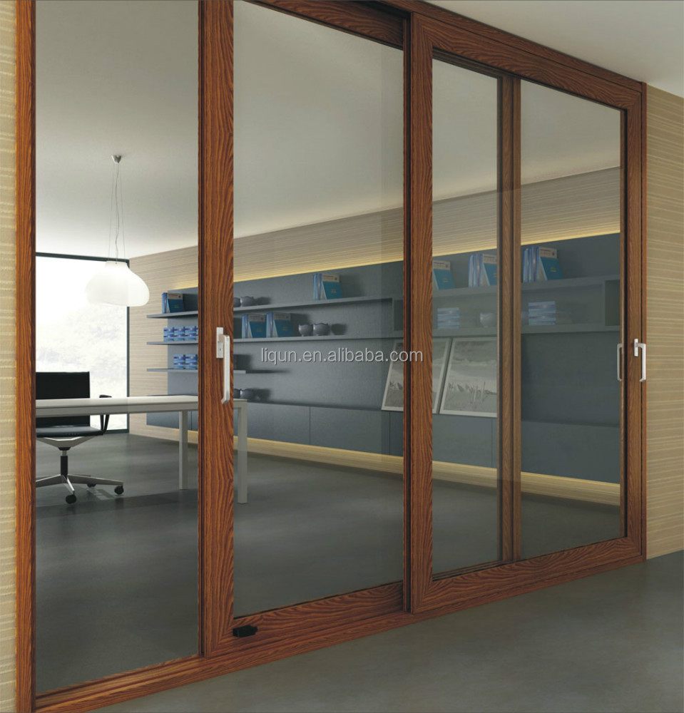 Interior design sliding doors low cost glass sliding doors for Sliding indoor doors design