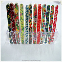 professional nail files manufacturer nail file with printing