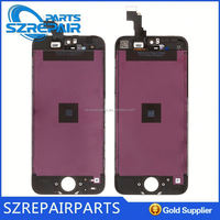 Mobile Phone Repair Tested Working Grade A LCD For iPhone 5s LCD, for iPhone 5s screen, for iPhone 5s LCD screen