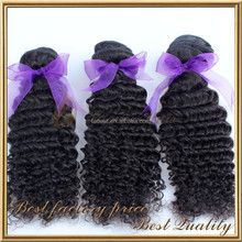 Wholesale 100% Unprocessed Good Hair Virgin Brazilian and Peruvian Hair