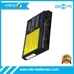 8 cell 18650 lithium polymer battery 4800mah for laptop ACER BATBL50L8H