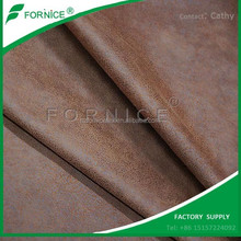 W3 100%polyester 220gsm nonstretch upholstery suede